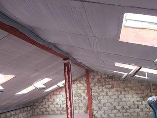 Экоцелюлоза - низкие цены на утеплеие  крыш , мансард , потолков , полов ...