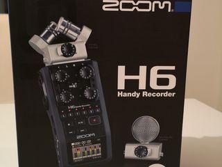 Microfon Zoom H6
