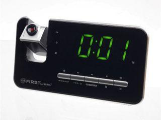 Новые часы с проекцией+радио+будильник