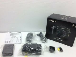 Fujifilm x-t 1+Fujinon XF 27mm F2.8 in stare idiala.