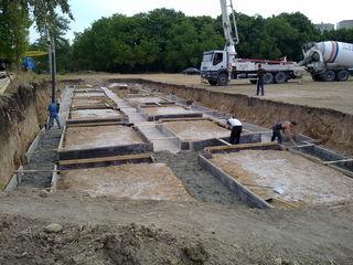 Lucrari de betonare