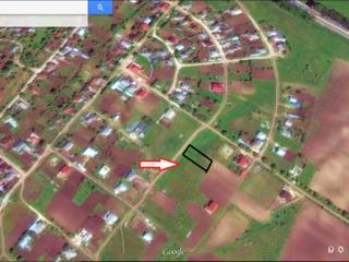 продам участок под строительство,отличное место,12 km от кишинева