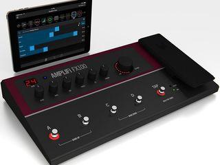 AmplifiFX100 Гитарный процесор новый.