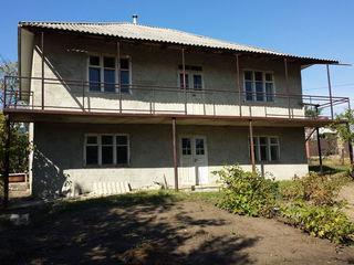 Vînzare in rate fara % sau schimb- casa la 12 km de gara de sud -Chisinau in localitatea Bardar!