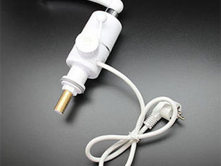 Проточный водонагреватель robinet electric 550 лей гарантия 1 год