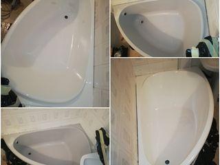 Реставрация ванны (старой доброй чугунной ванны) самые большые скидки !
