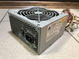 Блок питания Delta Electronic 300W Тяжеленный , правильный блок!