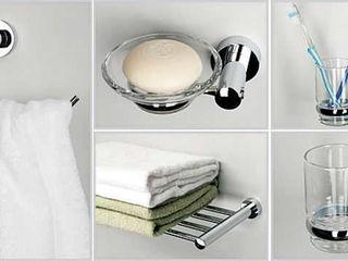 Навеска ванных и кухонных аксессуаров. Полочки, зеркала и др. Качественно. Аккуратно.