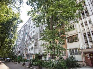 Apartament cu 3 camere, bd.dacia, botanica