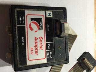 Программатор-отладчик RS232 EC-2 для 8-битных микросонтроллеров фирмы Silicon Laboratory