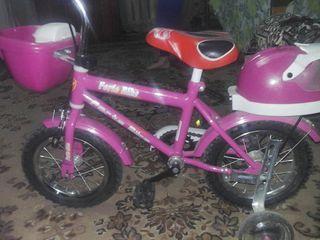 Bicicleta pentru copii 3 5 ani practic noua