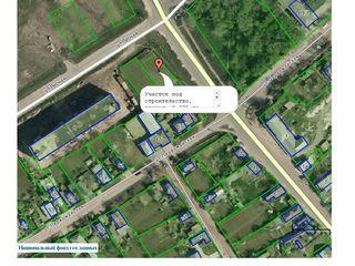 Продам земельный участок под строительство, цена ниже рыночной
