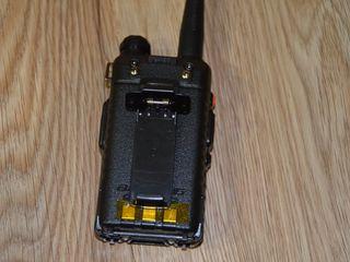 Радиостанция Baofeng UV-5RЕ, рация професиональная двух диапозонная