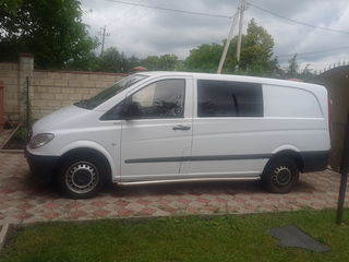 Mercedes Vito Long 2008 6 Loc
