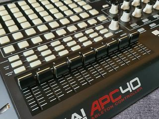 Akai APC40 / Ableton Controller