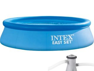 Piscina intex easy set, 305 x 76 cm pompa inclusa 220v / 1250litri, ( intex 56922 / 28122 )