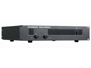 Amplificator Phonic Max 2500 Plus