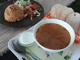 Обеды #buziness lunch  и  #fast-food