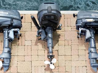 Лодочный мотор Yamaha F6C