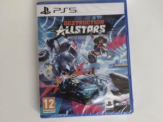 Игра - Destruction Allstars