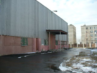 Complex industrial / Baza de producere si depozitare M. Sadoveanu 42
