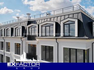 Exfactor Grup sect. Centru str. Bulgară - 3 camere 94 m2 et. 3 la cele mai bune condiții!