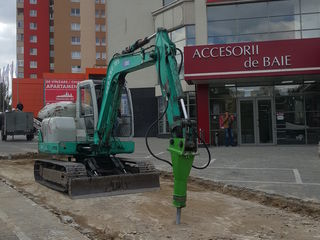Exavatoare pentru demolari