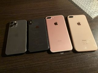 Запчасти piese samsung iphone 7 8 plus X 11 pro 24/24