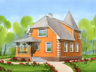 Дом в ПМР Слободзея. Хороший дом в хорошем месте!