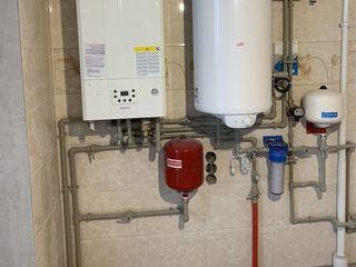 Монтаж радиаторов, тёплого пола, газовых и твердотопливных котлов. Делаем качественно свою работу!
