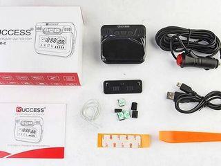 3 в 1, анти радар-детектор,автомобильный видеорегистратор камер, встроенный gps logger.