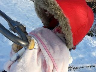 Urgent! Vind carucior Stokke V4 2 in 1 + kit de iarna