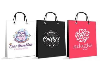 Печать на пакетах и сумках