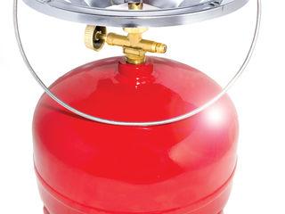 Газовая плита Турист с пропановым баллоном на 5 и 8 литров