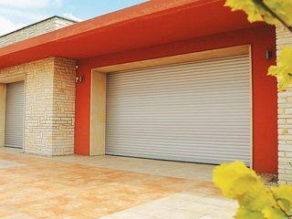 Porti sectionale pentru garaj. calitate și garantie de la producator