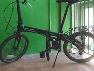 Складной Dahon,куплен в 2018 г. ! Bicicleta pliabila Dahon,la pret minim !!!