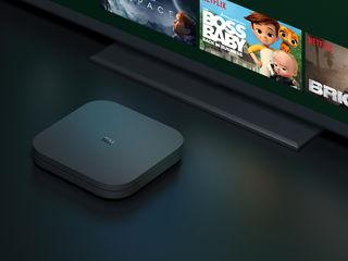 TV Box Xiaomi Mi TV BOX S 4K la pret mic +1000 lei cadou! Garantie gratuita!
