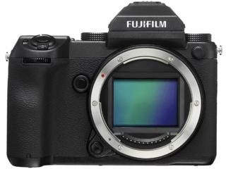 Aparat foto mirrorless FujiFilm GFX 50S