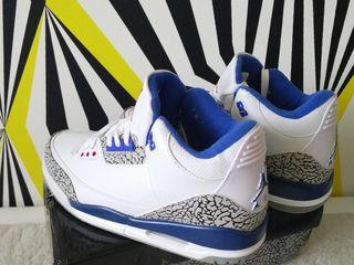 """Air jordan 3 retro """"true blue''"""