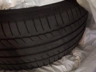 215/45 R17 Michelin - Почти новые - 90% протектор