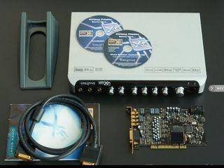 Placa de sunet Creative Sound Blaster X-Fi Elite Pro