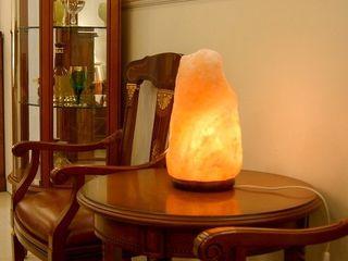 Солевая лампа.
