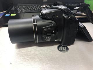 Nikon Coolpix L830/ x34 zoom - Новый/Nou