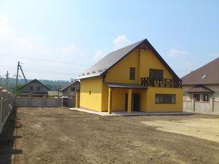 Дом в белом варианте на 10 сотках земли.