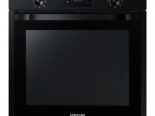 Духовка Samsung NV75K3340RB/WT  Встраиваемая/ 3900 Вт/ Черный
