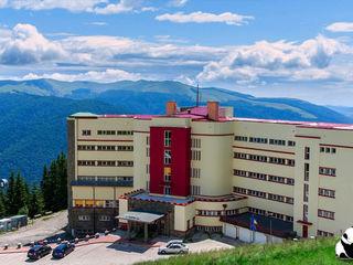 Munte România - Hotel Cota 1400  - Pe Vârf De Munte!