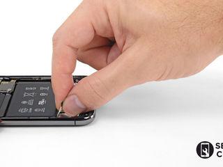 iPhone XS MAX 512 GB Bateria nu se încarcă? О vom înlocui fără probleme!
