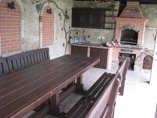 Мебель для беседки  veceu  wc din lemn.