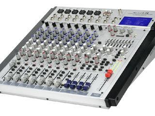 Alto Professional L12 - 12-Channel, 4-Bus Audio Mixer L-12
