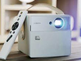 3 в 1 !Экран 200''!!!Супер проектор XGIMI CC Aurora с акустикой JBL